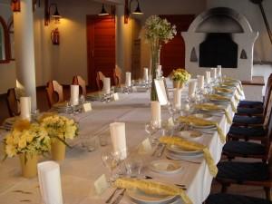esküvői terítékek 13